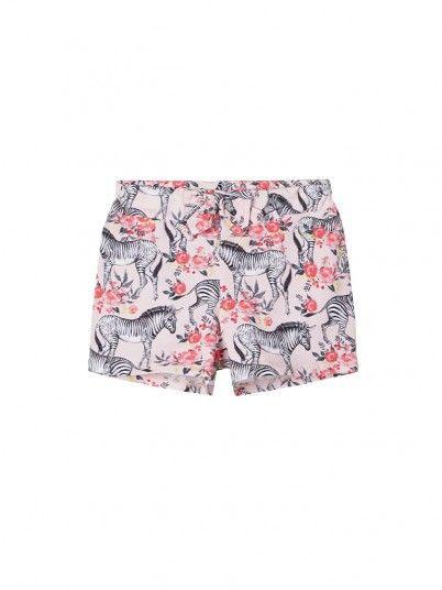 Shorts Girl Rose Name It
