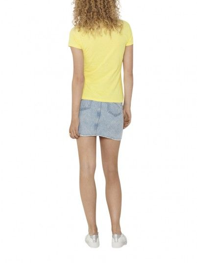 T-Shirt Mulher Peanuts Only