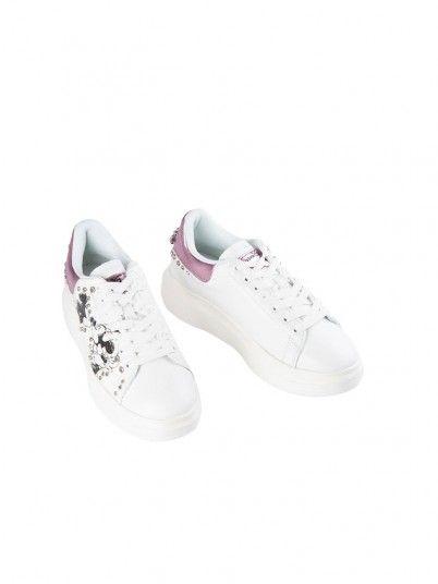 Sneakers Woman White Fracomina