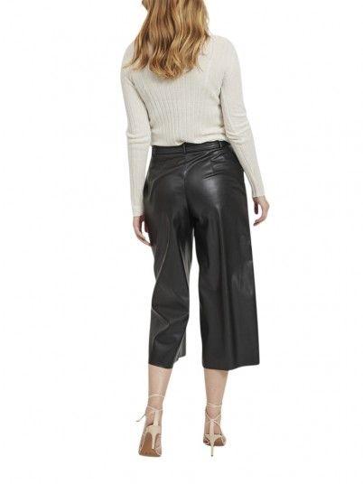 Pants Woman Black Vila