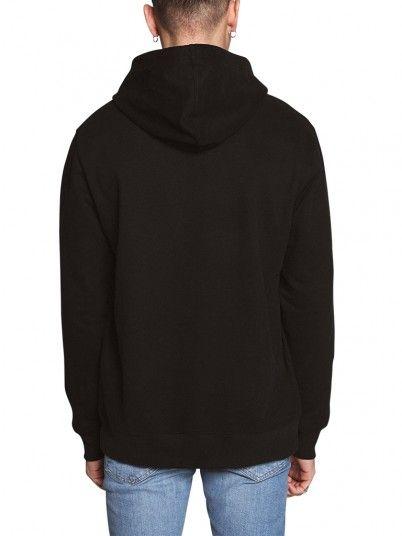 Sweatshirt Homme Noir Levis