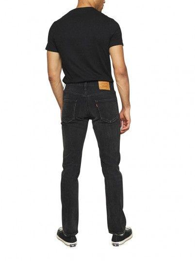 Pantalon Homme Noir Levis