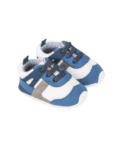 Sneakers Baby Boy Navy Blue Mayoral