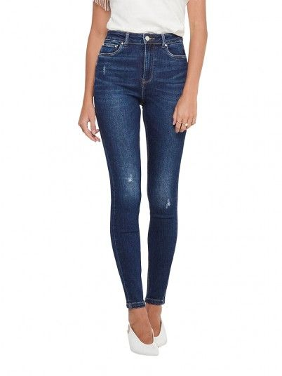 Jeans Mulher Mila Only