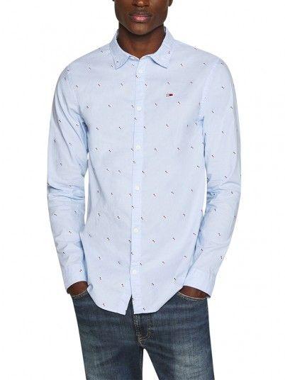 Camisa Homem Novel Tommy Jeans