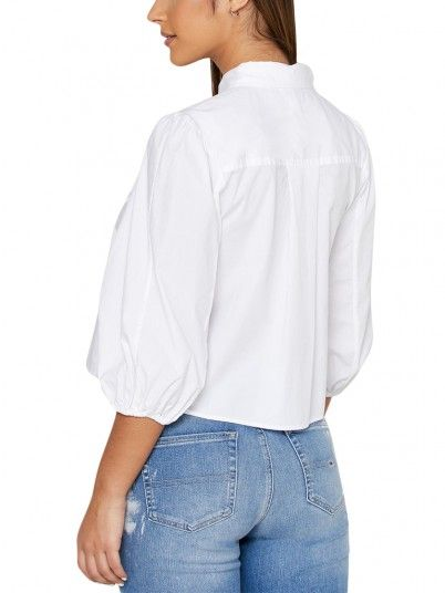 Camisa Mulher Puffy Tommy Jeans