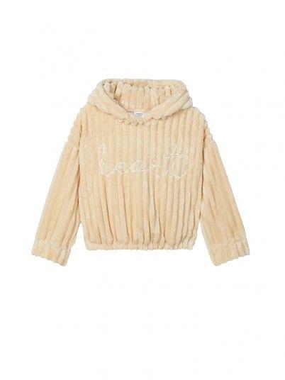 Sweatshirt Fille Beige Name It
