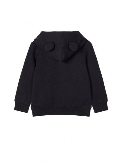 Sweatshirt Fille Noir Name It