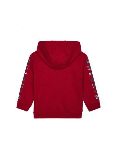 Sweatshirt Garçon Rouge Mayoral