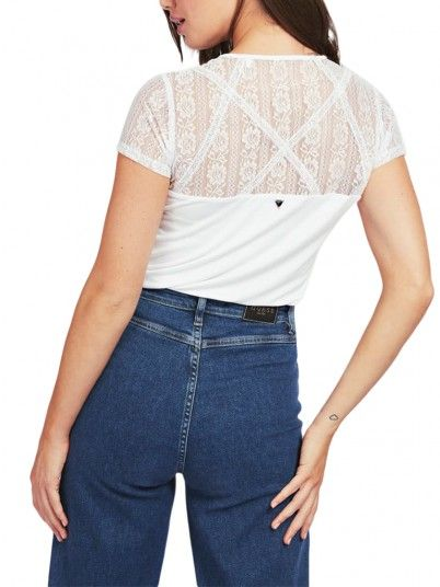 Top Mulher Louise Guess