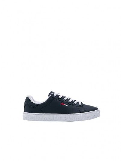 Sapatilha Mulher Cupsole Tommy Jeans