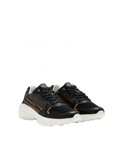 Sneakers Man Black Guess