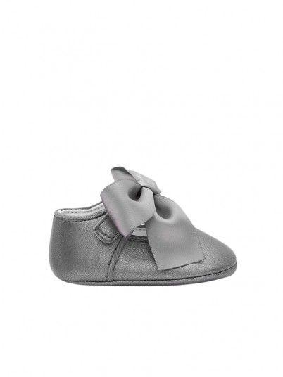 Sapatos Laçada Cerimónia Bebé Menina Mayoral