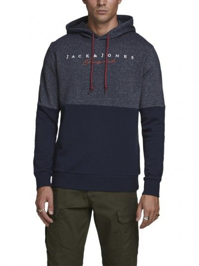 Sweatshirt Homem Trailer Jack & Jones