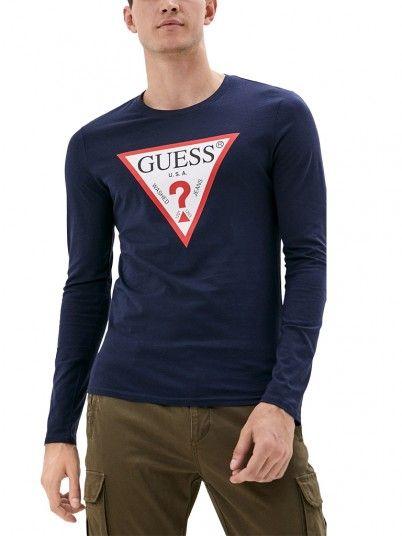 Sweatshirt Homem Original Guess