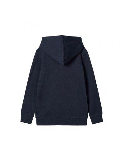 Sweatshirt Garçon Bleu Marine Name It