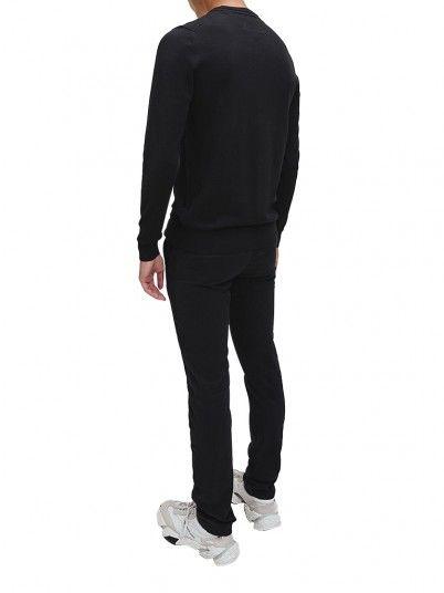Camisola Homem Crewneck Calvin Klein