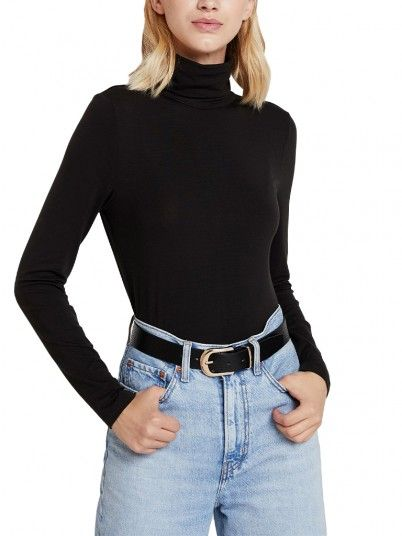 Engrener Femme Noir Vero Moda