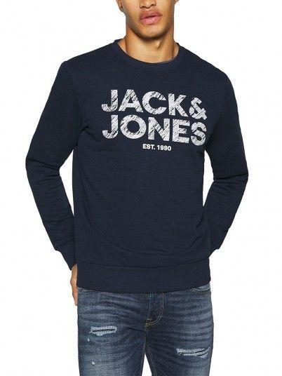 Sweatshirt Homem Hero Jack Jones