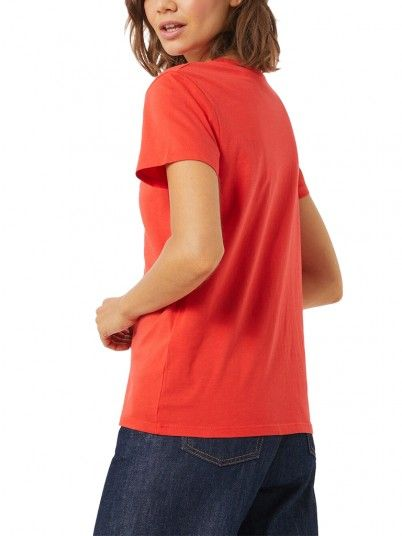 T-Shirt Mulher Perfect Levis
