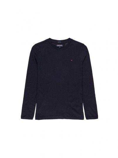 Sweatshirt Menino Basic Tommy Jeans