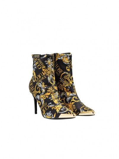 Bota Mulher Linea Dis.25 Versace