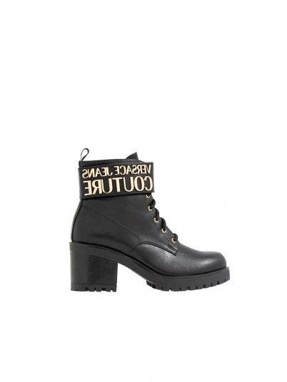 Bota Mulher Linea Mia Dis.27 Versace