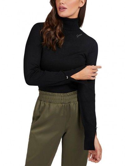 Knitwear Woman Black Others