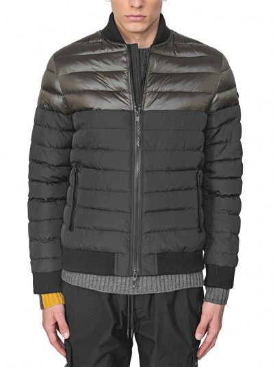 Jacket Man Black Antony Morato