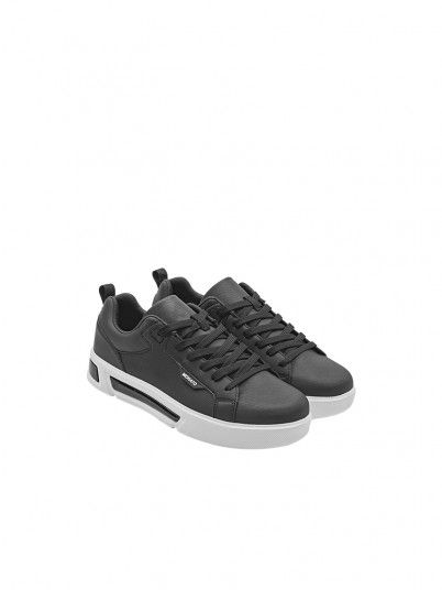 Sneakers Man Black Others