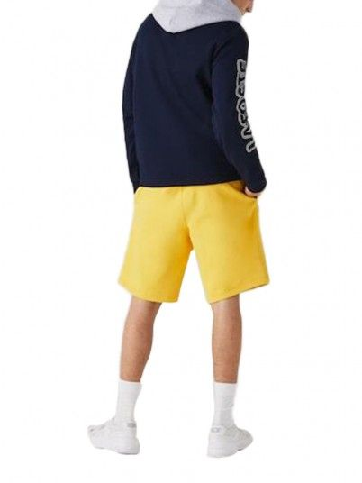Sweatshirt Homem Lacoste