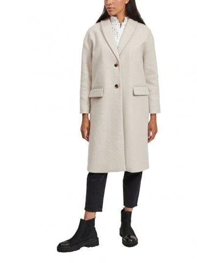 Jacket Woman Beige Vila