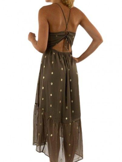 Vestido Mulher Vuma  Vero Moda