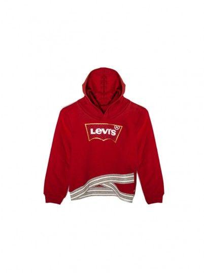 Sweatshirt Menina Levis