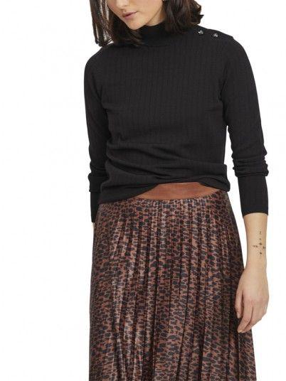 Knitwear Woman Black Vila