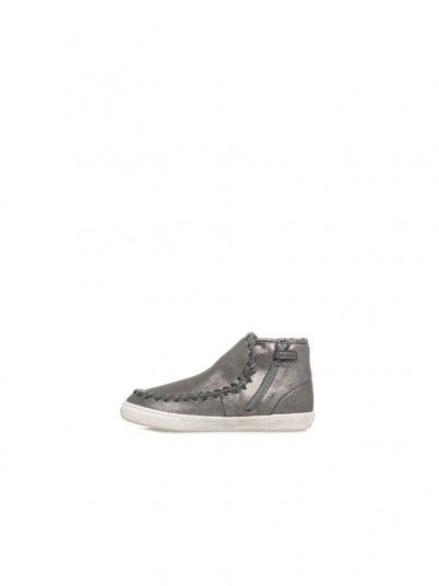 Sneakers Girl Grey Gioseppo
