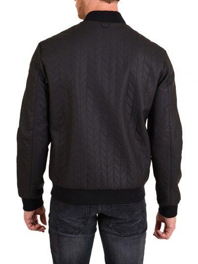 Jacket Man Black Antony Morato