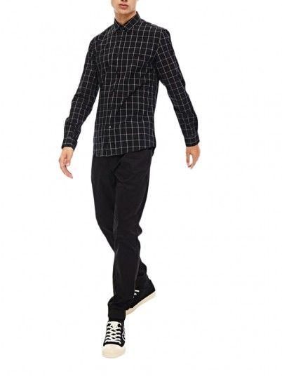 Shirt Man Black Antony Morato