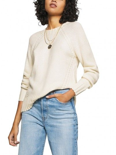 Knitwear Woman White Only