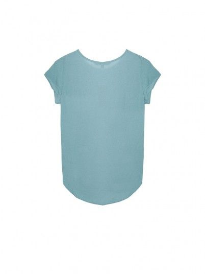 Shirt Woman Blue Vero Moda