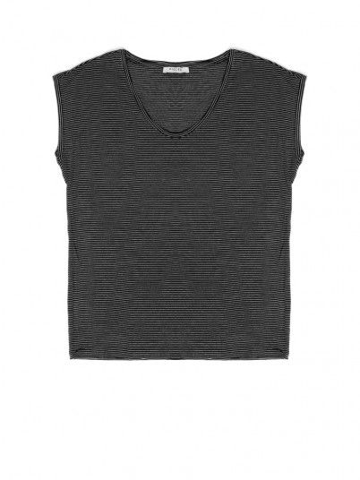 Shirt Woman Black Pieces