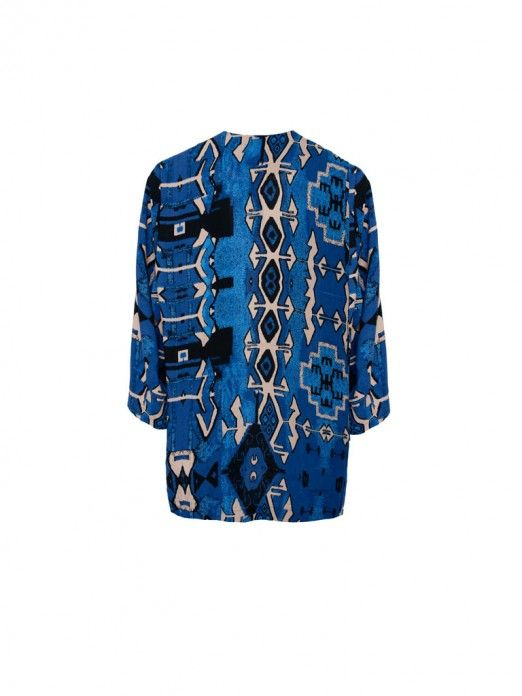 Blazer Woman Blue Vero Moda