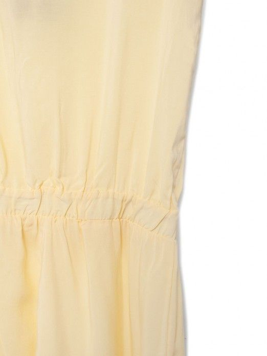 Overall Woman Yellow Vero Moda