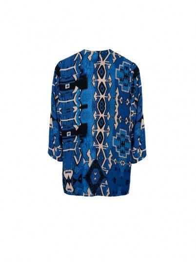 Blazer Woman Blue Vero Moda