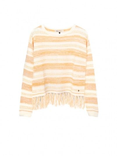 Knitwear Woman Cream Only
