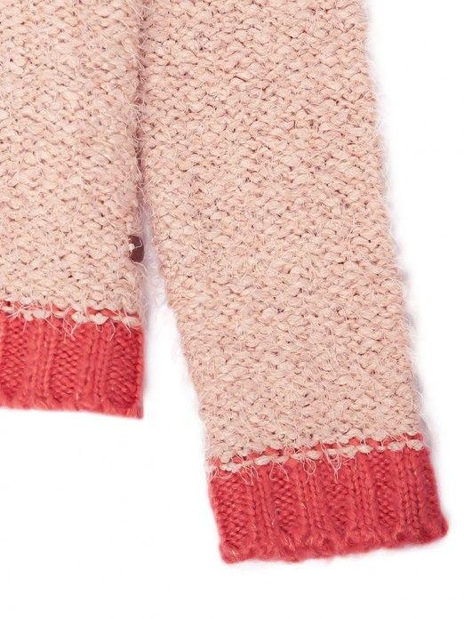 Pullover Girl Rose Tiffosi Kids