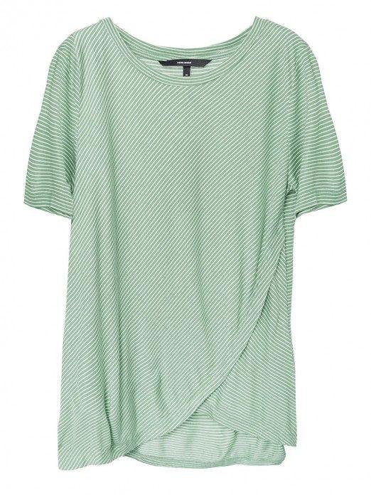 T-Shirt Mulher Connie Vero Moda
