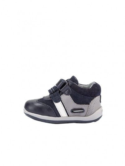 Boots Baby Boy Navy Blue Mayoral