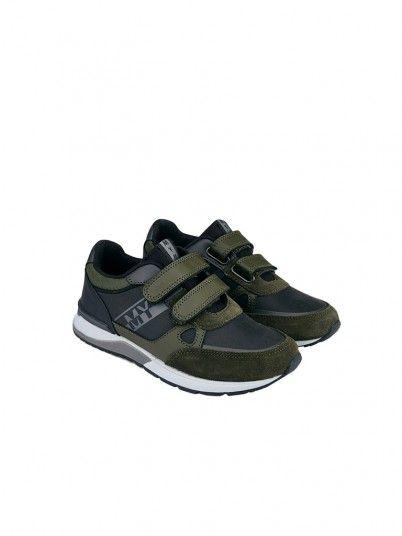 Sneakers Boy Green Mayoral