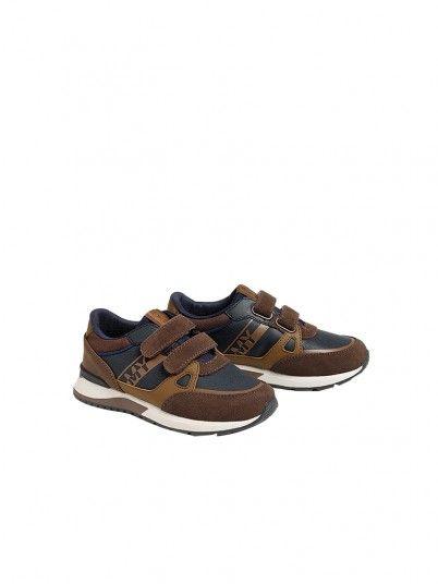 Sneakers Boy Brown Mayoral
